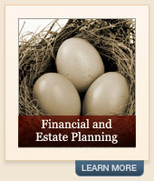 Financial and Estate Planning